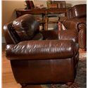 Leather Italia USA Aspen Leather Chair