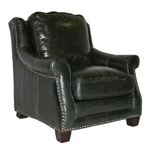 Leather Italia USA Buchanan Chair