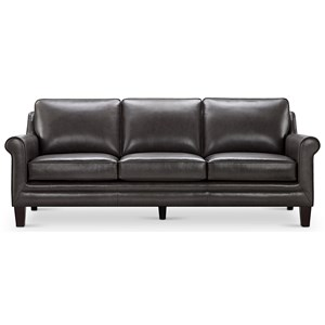 Leather Italia USA (Beaverton Store Only) Cambria - Andover Leather Sofa