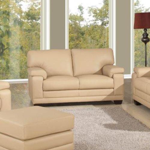 Leather Italia USA Carlisle Loveseat - Item Number: 9532-026397