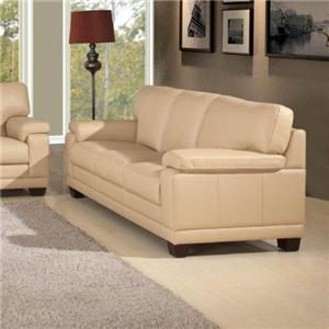 Leather Italia USA Carlisle Sofa