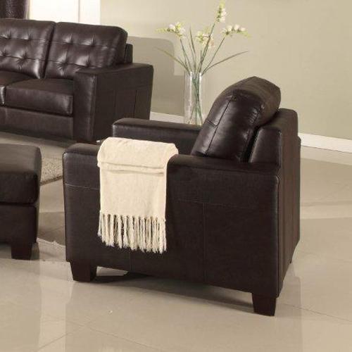 Leather Italia USA Compton Chair - Item Number: 9531-011382
