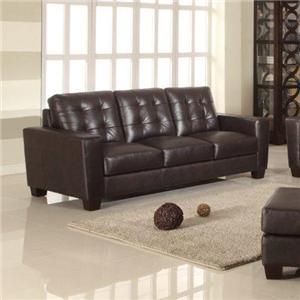 Leather Italia USA Compton Sofa