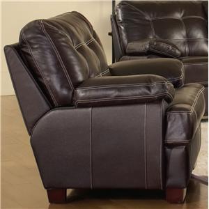 Leather Italia USA Dalton Chair