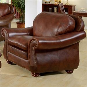 Leather Italia USA Dutton Chair
