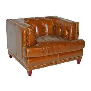 Leather Italia USA Edward Chair