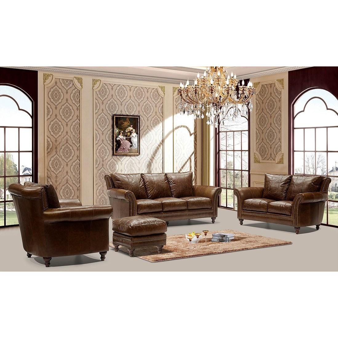 Leather Furniture Company: Leather Italia USA Georgetowne