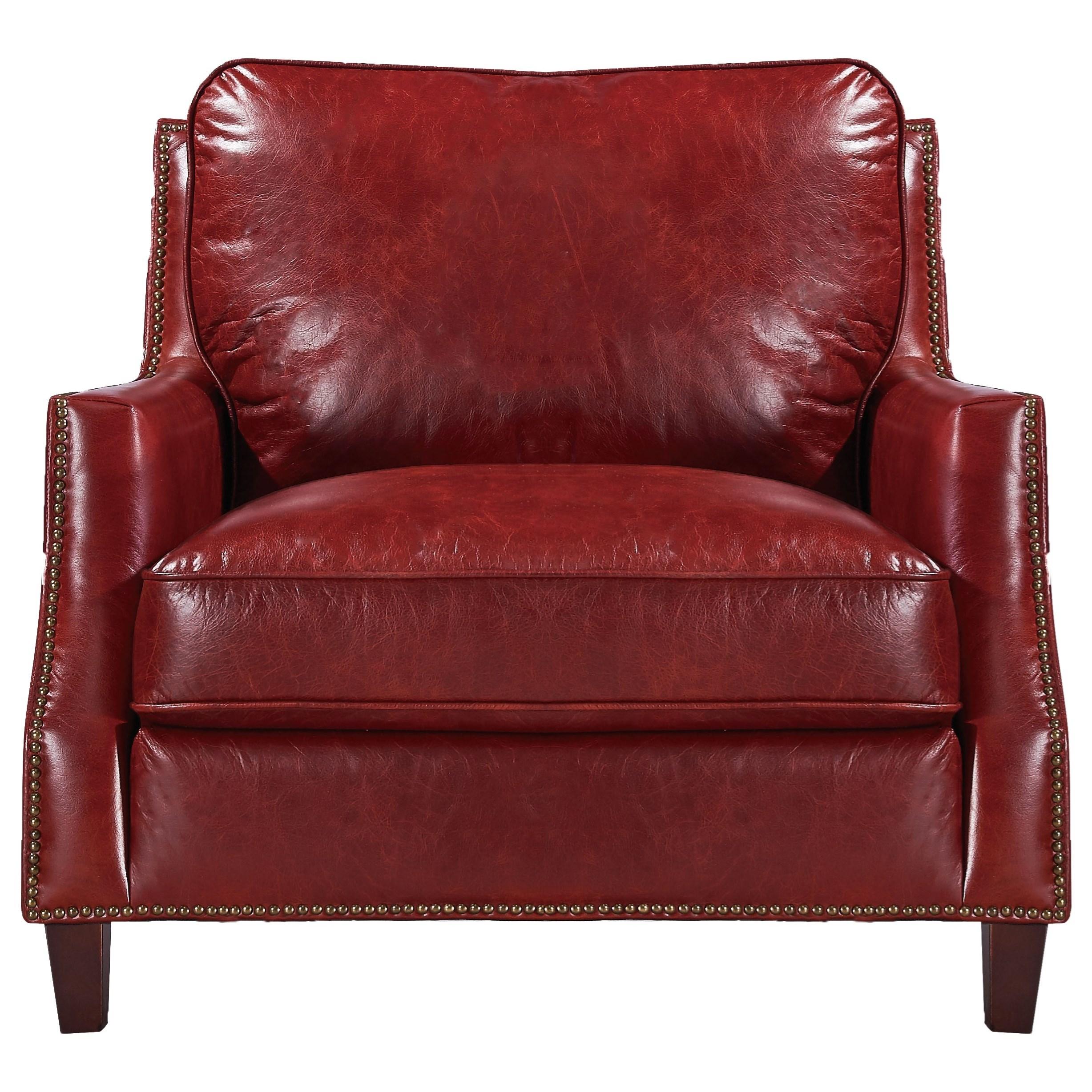 Leather Italia Usa Georgetowne Oakridge 1669 6103 015510