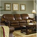 Leather Italia USA Hanover Leather Sofa - 11143