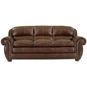 Leather Italia USA Mauro Sofa