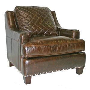 Leather Italia USA Provo Chair