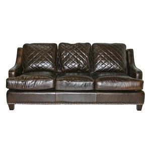 Leather Italia USA Provo Sofa