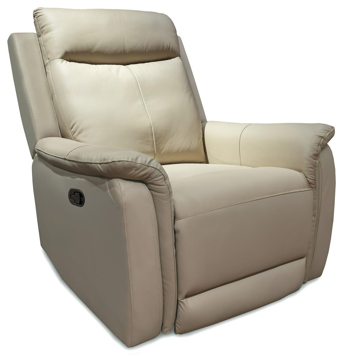 Recliners Leather Glider Recliner at Rotmans