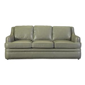 Leather Italia USA Tulsa Sofa