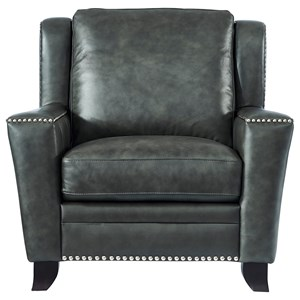 Leather Italia USA Westport - Easton Leather Chair