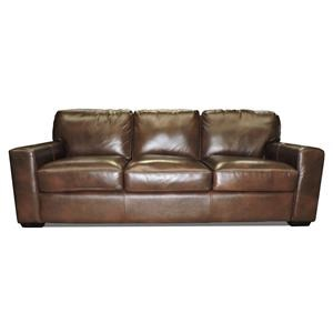 Leather Italia USA Woodburn Sofa