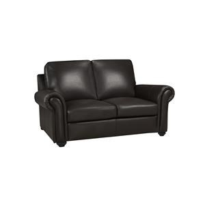 OXFORD LOVESEAT - MOCHA