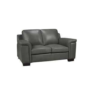 SIGNATURE LOVESEAT - STONE GREY