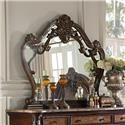 Lee Furniture Freemont Dresser Mirror - Item Number: BD011-07