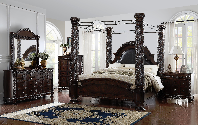 Lee Furniture La Rochelle King 5 Piece Bedroom Group