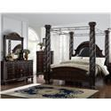 Lee Furniture La Rochelle King 5 Piece Bedroom Group - Item Number: BD268 King Group