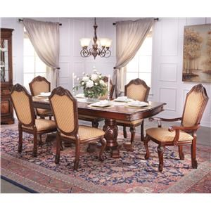 Lee Furniture TBL005 7-Piece Dining Set