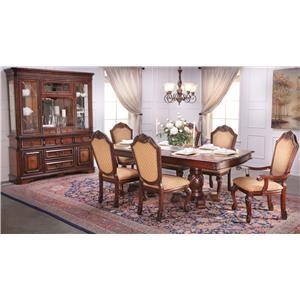 Lee Furniture TBL005 Traditional Elegance