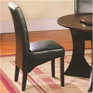 Eclipse Dining Side Chair w/ Upholstered by Lee Furniture