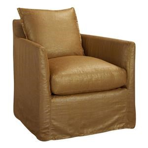 Lee Industries Lee Furniture Slipcovered Chair