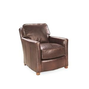 Lee Industries Lee Furniture Leather Chair