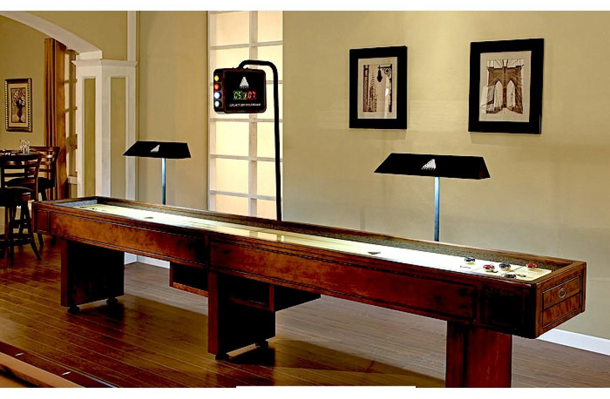 Game Room Accessories Shuffleboard Light by Legacy Billiards at Northeast Factory Direct