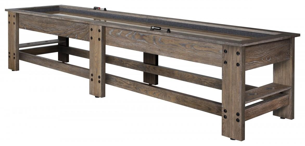 Shuffleboard 14 Foot Shuffleboard Table by Legacy Billiards at Northeast Factory Direct