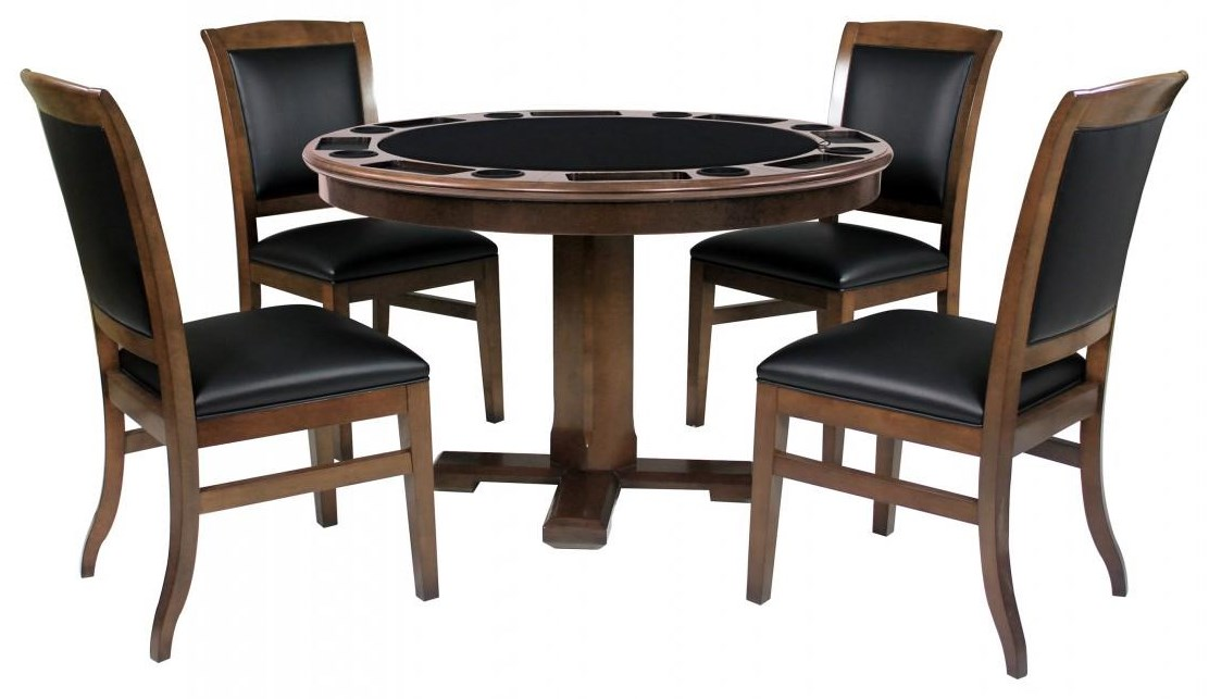 3 in 1 Game Table and Chair Set