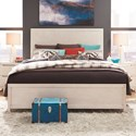 Legacy Classic 11 West Queen Panel Bed - Item Number: 9600-4105K