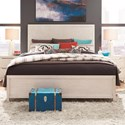 Legacy Classic 11 West King Panel Bed - Item Number: 9600-4106K