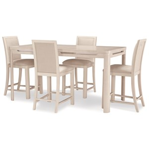 5-Piece Pub Dining Set