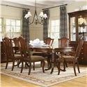 Legacy Classic American Traditions 7Pc Dining Room - Item Number: 9350-622-B+T+2x241+4x240