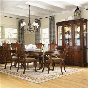 Legacy Classic American Traditions 9Pc Dining Room