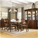 Legacy Classic American Traditions 9Pc Dining Room - Item Number: 93509PC
