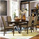 Legacy Classic Kateri 5-Piece Dining Set - Item Number: 3600-622+4x340