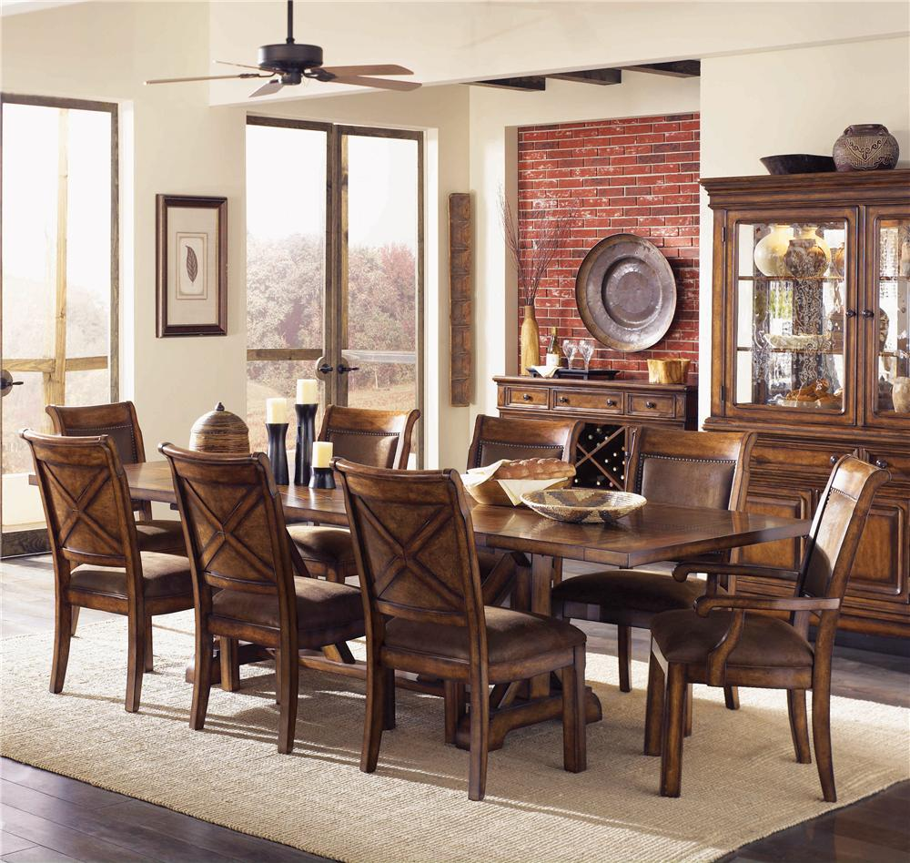 Legacy Classic Larkspur 7Pc Dining Room - Item Number: 9317PC