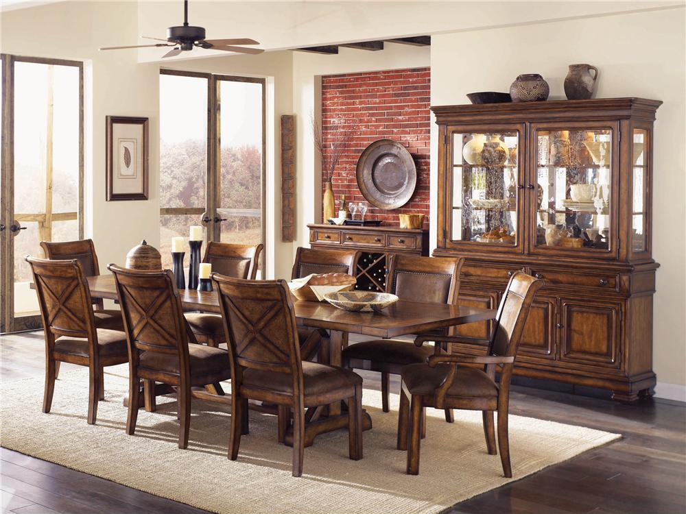 Legacy Classic Larkspur 9Pc Dining Room - Item Number: 9319PC