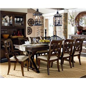 Legacy Classic Thatcher 7Pc Dining Room