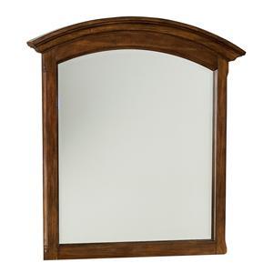 Legacy Classic Kids American Spirit Arched Bureau/Dresser Mirror