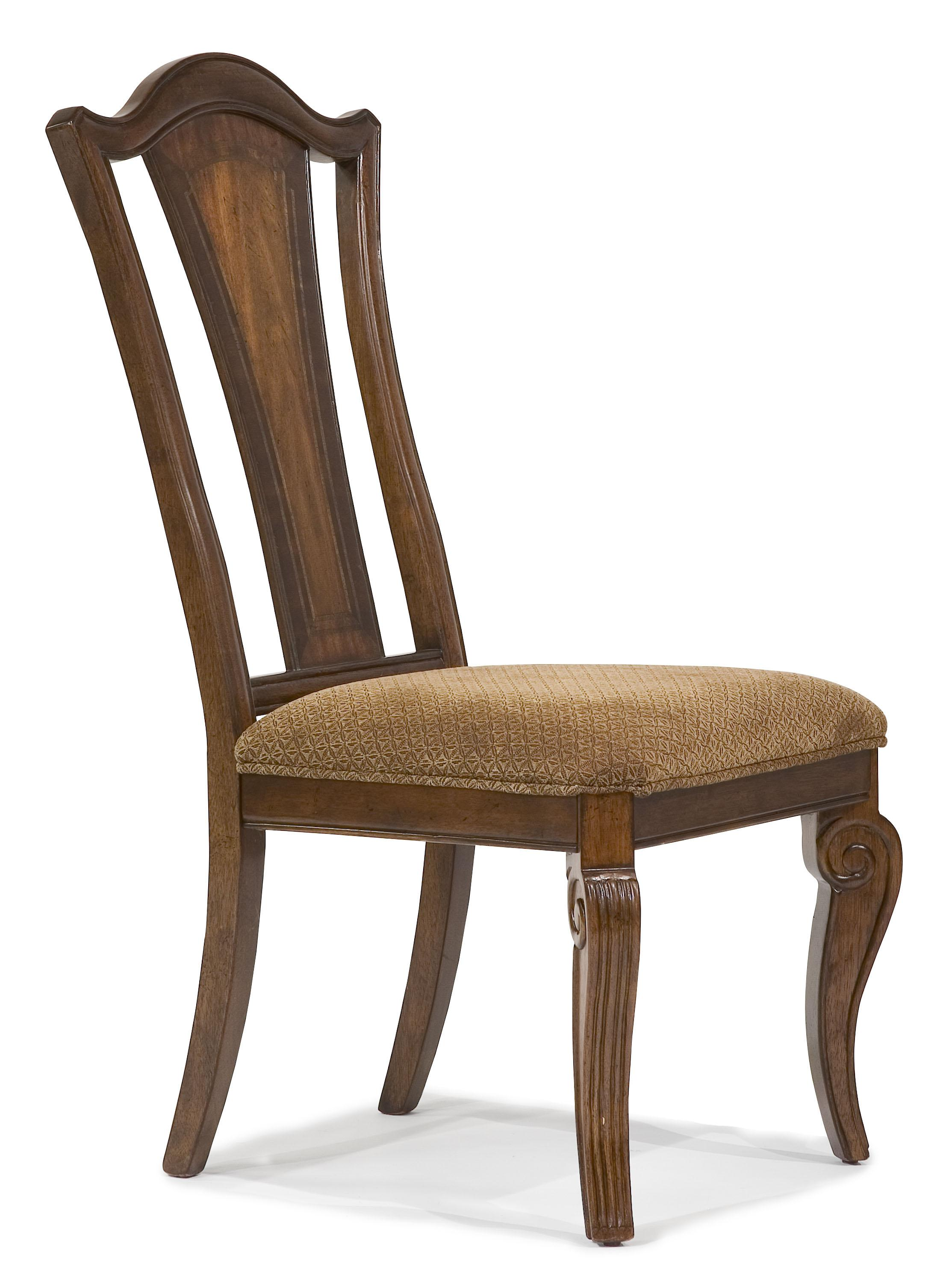 Legacy Classic American Traditions Splat Back Side Chair - Item Number: 9350-240