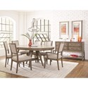 Legacy Classic Apex Formal Dining Room Group - Item Number: 7700 Dining Room Group 2