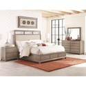 Legacy Classic Apex King Bedroom Group - Item Number: 7700 K Bedroom Group 2