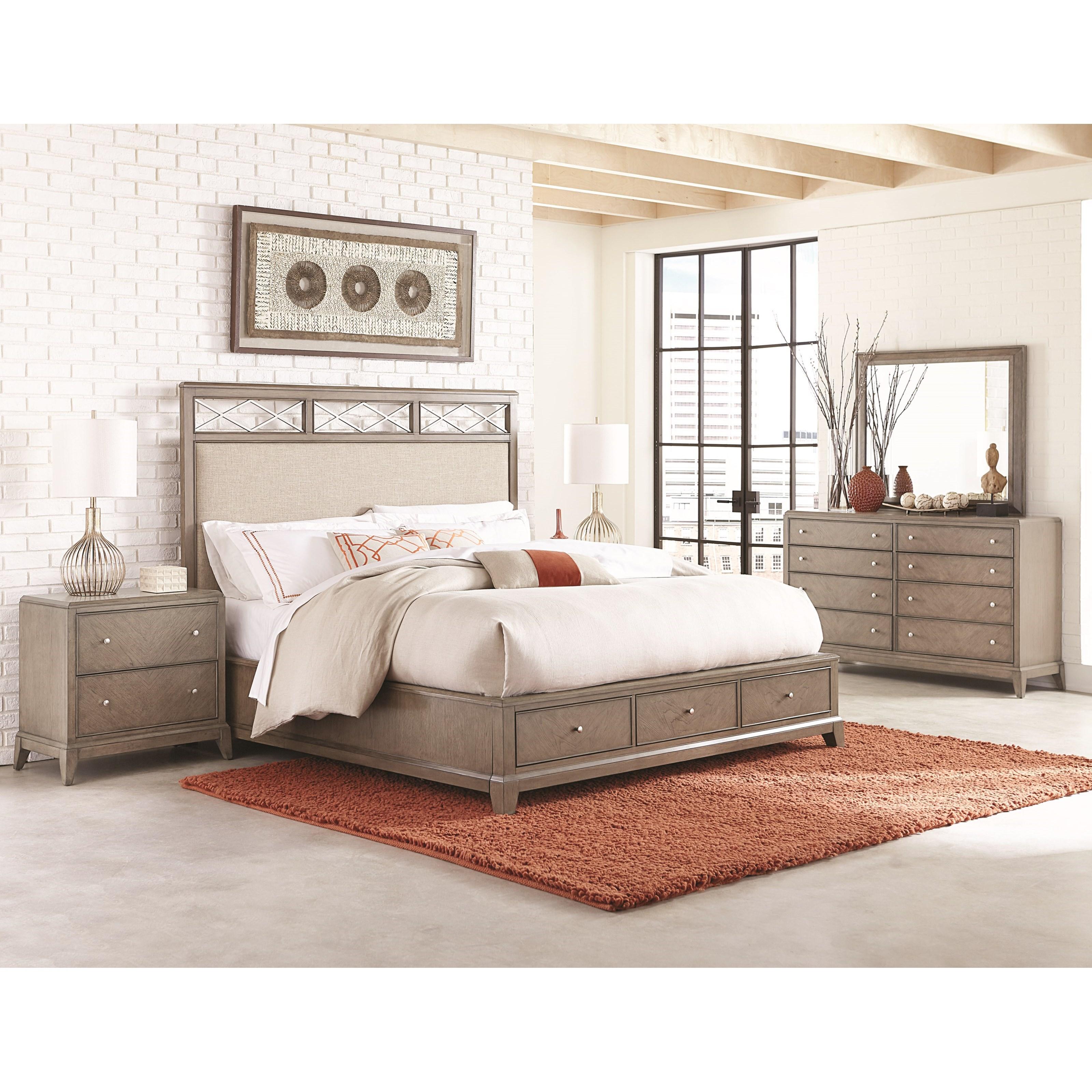 Legacy Classic Apex Queen Bedroom Group - Item Number: 7700 Q Bedroom Group 2