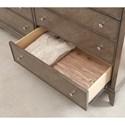 Legacy Classic Apex Contemporary 8 Drawer Dresser