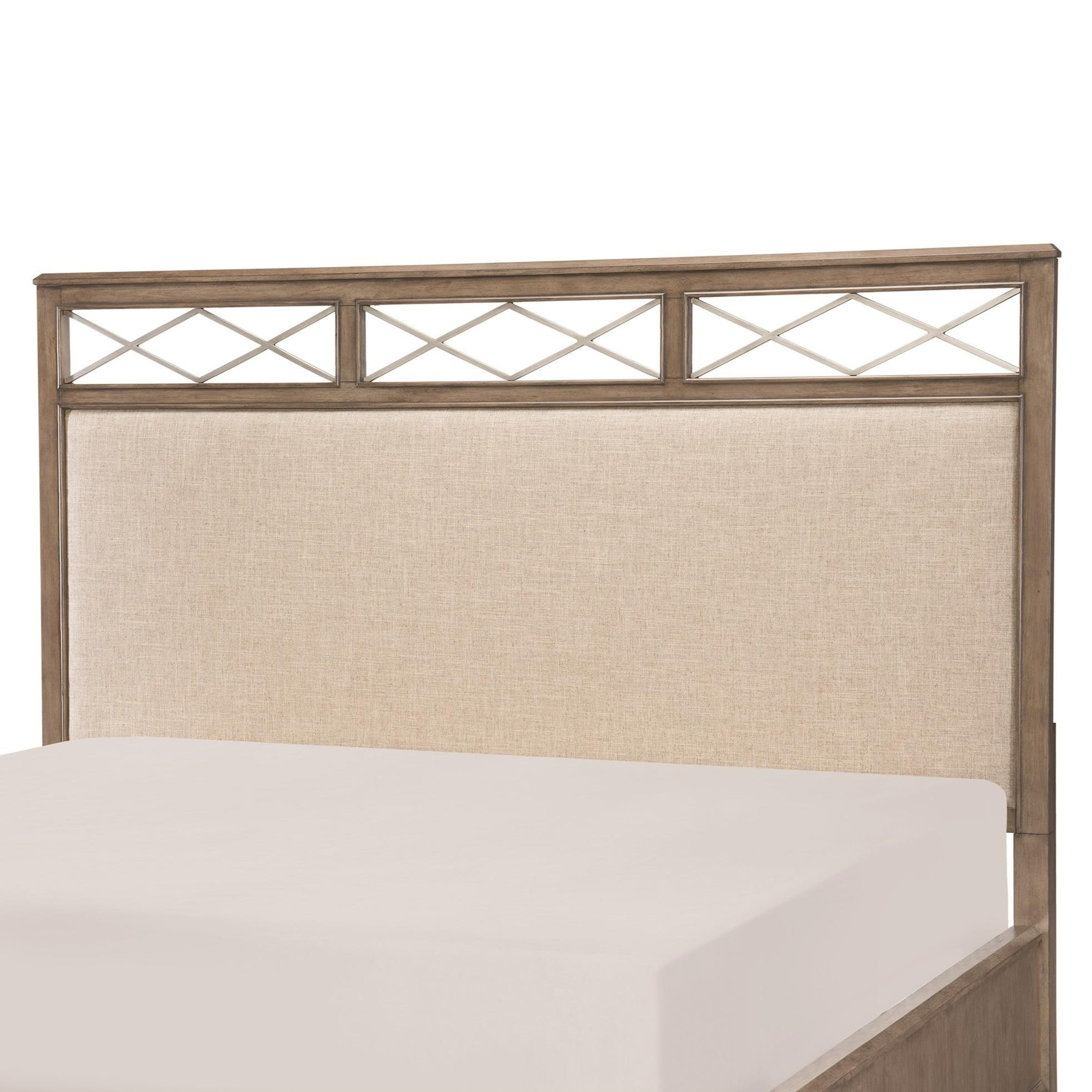 Legacy Classic Apex Queen Upholstered Platform Headboard - Item Number: 7700-4405